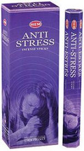 (SET OF 6) Anti Stress incense, 20 Grams