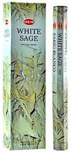 (SET OF 6) White Sage incense, 20 Grams