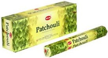 (SET OF 6) Patchouli Incense, 20 Grams