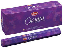 (SET OF 6) Opium incense, 20 Grams
