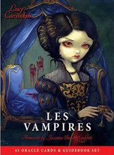 Les Vampires by Lucy Cavendish
