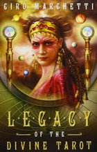Legacy of The Divine Tarot w/Book