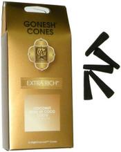 Gonesh Cones Coconut Noix De Coco Coco