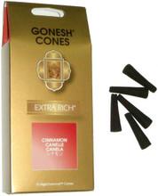Ganesh Cones Cinnamon