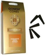 Gonesh Cones Sandalwood Santal Sandalo