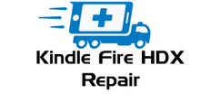 "Kindle Fire HDX 7"" Front Screen and LCD Replacement"