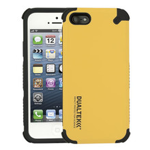 APPLE IPHONE 5 / 5S PUREGEAR DUALTEK EXTREME IMPACT CASE - YELLOW
