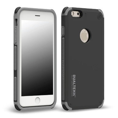 buy popular 80812 afdbc APPLE IPHONE 6 PLUS PUREGEAR DUALTEK EXTREME IMPACT CASE - MATTE BLACK