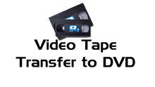 Digital 8mm Tape Transfer to DVD