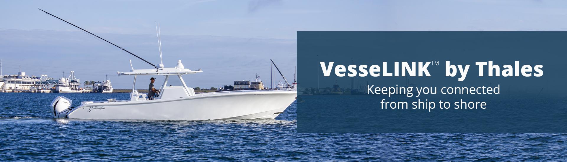 VesseLINK by Thales