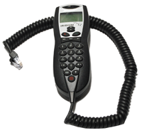 Iridium DPL Handset for Docking Station