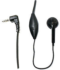 Satellite Phones Hands Free Earpiece with Microphone