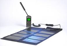 SolStar Foldable Solar Charger T-20