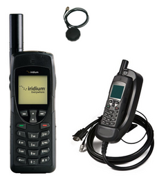Iridium 9555 Vehicular Kit