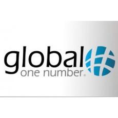 Iridium Global One Number - Prepaid