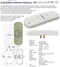 AeroAntenna AT1621-23 Techs and Specs