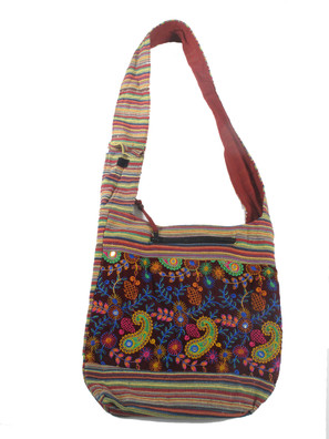 G1807 Paisley Bucket Bag
