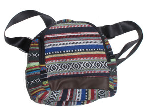 G1859 Cotton Gyare Mini Backpack 9 x 9