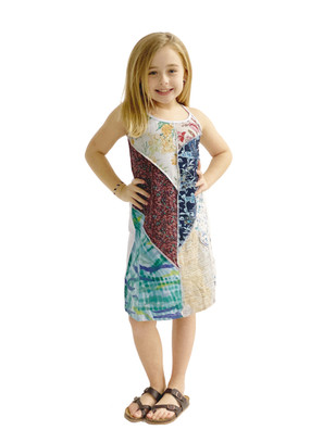 630 Kid's Knit Dress