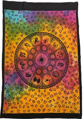 TH5 Horoscope Small Tapestry
