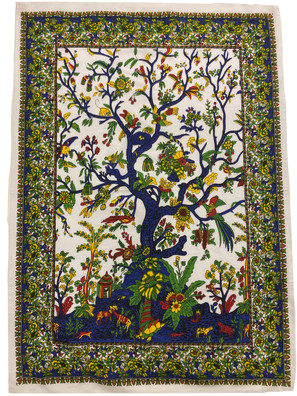 TTL6 Tree of Life Small Tapestry