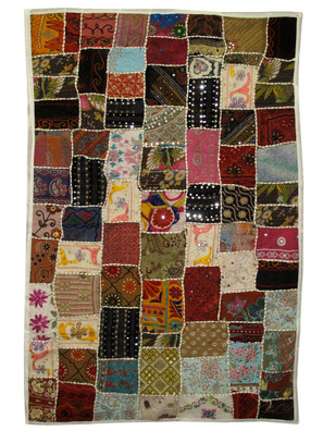 T530 Sparkly Patch Wall Hanging