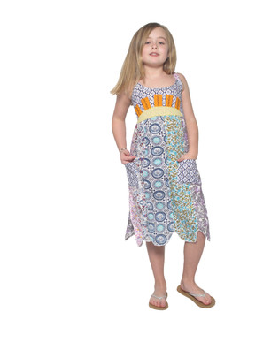 613K Sunrise Kid's Dress