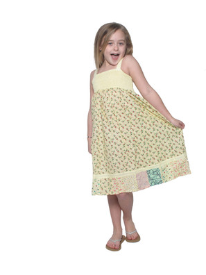 612 Cali Patch Kid's Dress