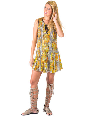 6274 Sunburst Tunic