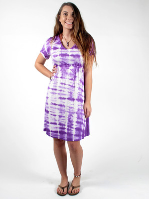 623 Tie Dye Day Dress