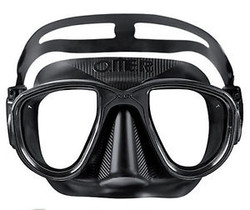 Omer Alien Black Mask