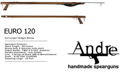 Andre Euro 120 Open (95cm Band Stretch)