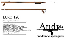 Andre Euro 120 Enclosed (95cm Band Stretch)