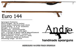Andre Euro 144 Open (120cm Band Stretch)