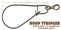 Fish Hoop Stringer