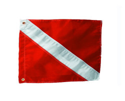 "Sunbrella 20"" x 24"" Flag Heavy Duty"