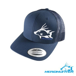 HeadHunter Hogfish Snapback - Navy
