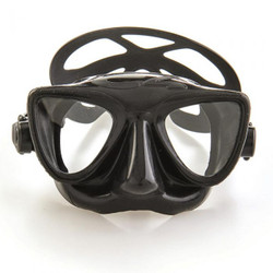 C4 Plasma Mask - Black