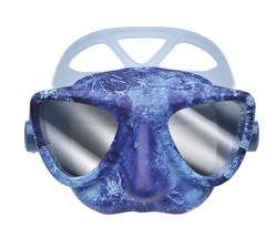 C4 Plasma Mask - Ocean Camo Tinted