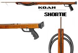 "Koah Shortie Rear Enclosed 38"""