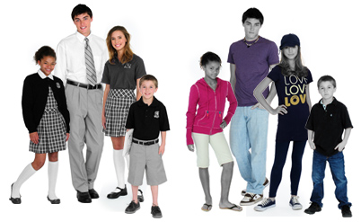 Why Choose Uniforms?