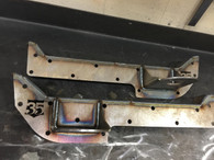 Side plates with front cab mounts