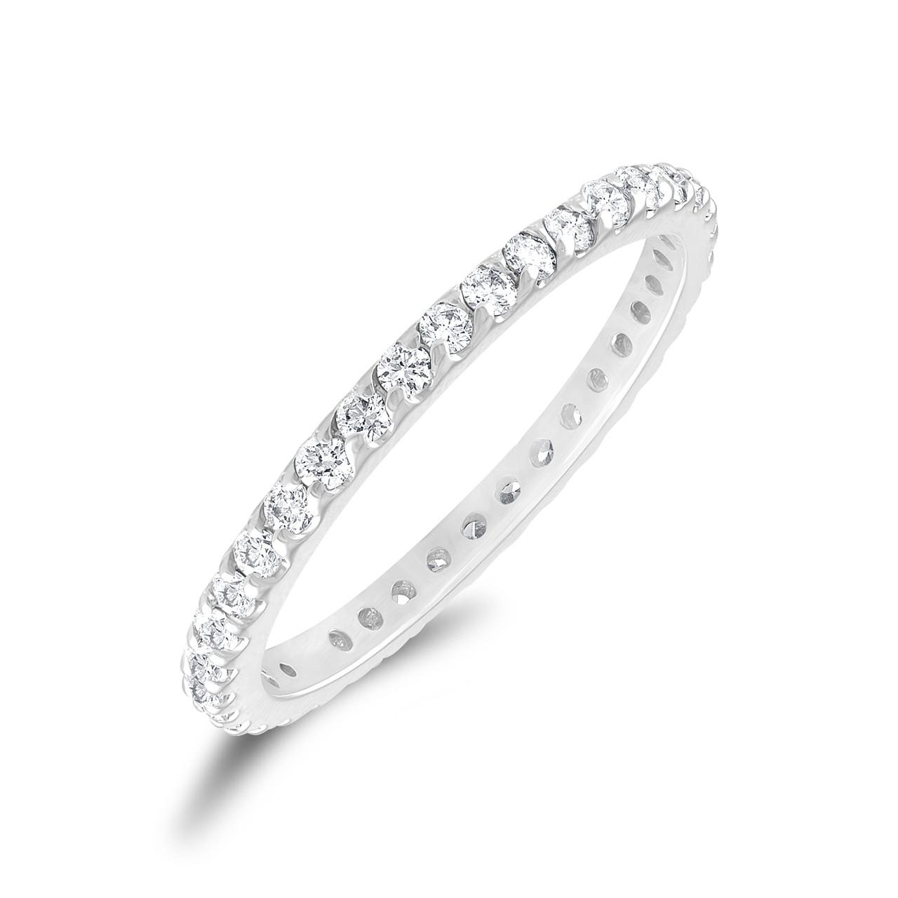 0.56 Carat Diamond Eternity Ring 8635b3dbf