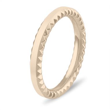 Gold Wedding Band, 3 mm Wedding Ring Yellow Gold, Womens Wedding Band, Anniversary Band, Handmade