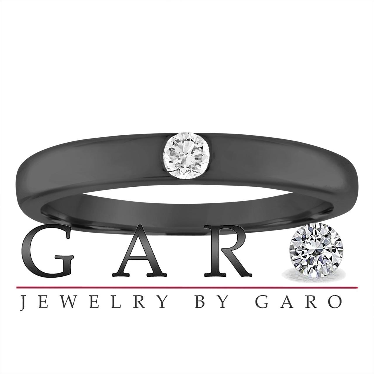 010 Carat Womens Wedding Band Larger More Photos: Gar Diamond Wedding Rings Women At Websimilar.org