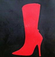 Boot Overlay (Left)