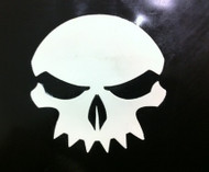 Sharptooth Skull Overlay