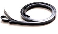 Black  - 1/2 cm