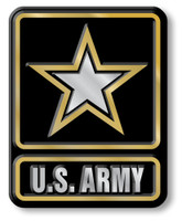 U.S. Army Star Logo Magnet by Classic Magnets, Collectible Souvenirs Made in the USA