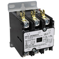 CONTACTOR 3 POLE 24V Coil 40A Resistive 30A Inductive 50/60HZ for Groen 441693